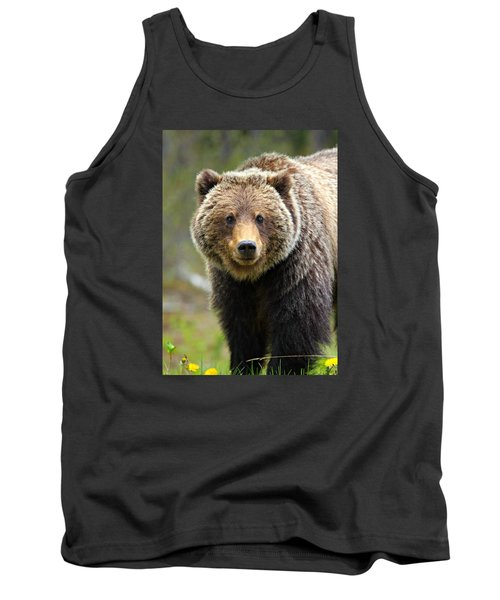 Grizzly Tank Top