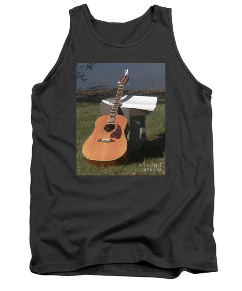 Guitar Solo Tank Top