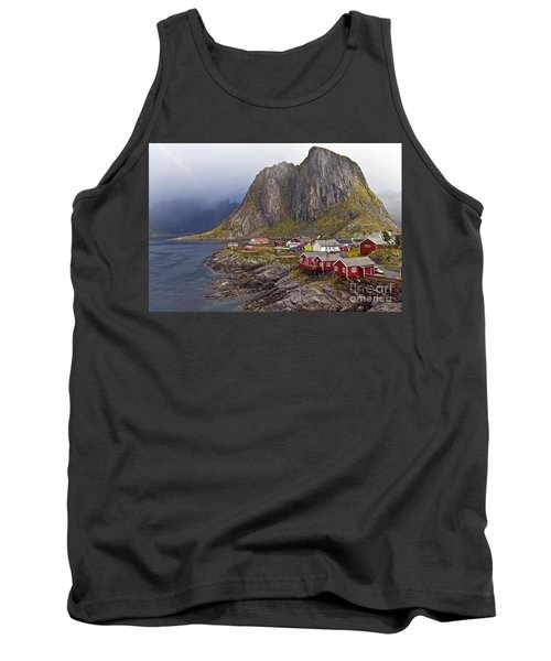 Hamnoy Rorbu Village Tank Top