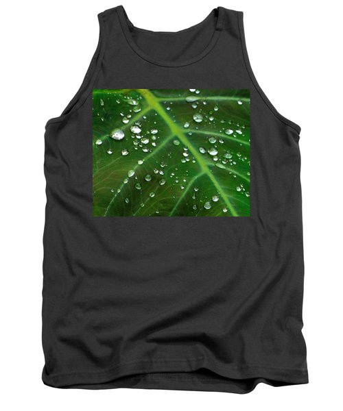 Hanging Droplets Tank Top