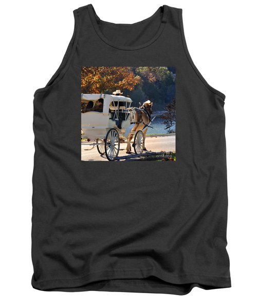 Happy Trails  Tank Top by Nava Thompson