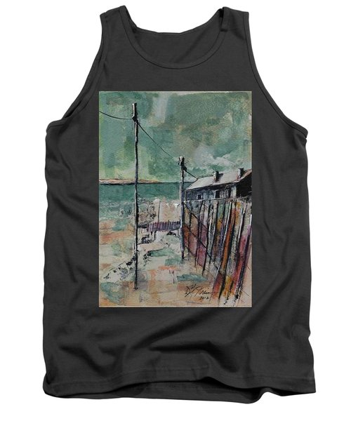 Harbormaster's Home Away From Home Tank Top
