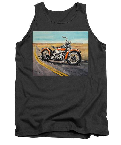Harley Davidson 1946 Tank Top