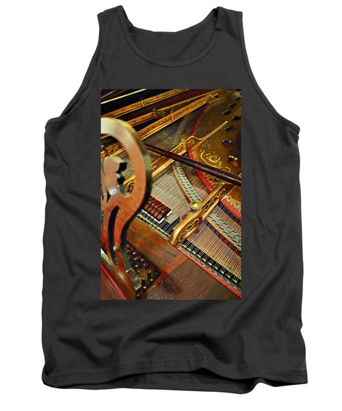 Harpsichord  Tank Top