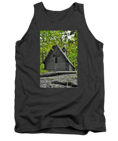 Hartwick Pines Chapel Bwg Tank Top