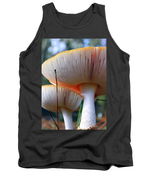 Hats On Tank Top