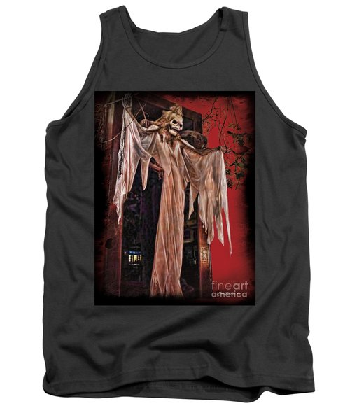 Hauntings Tank Top