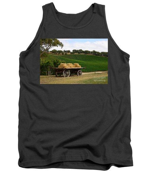 Hay Wagon Tank Top