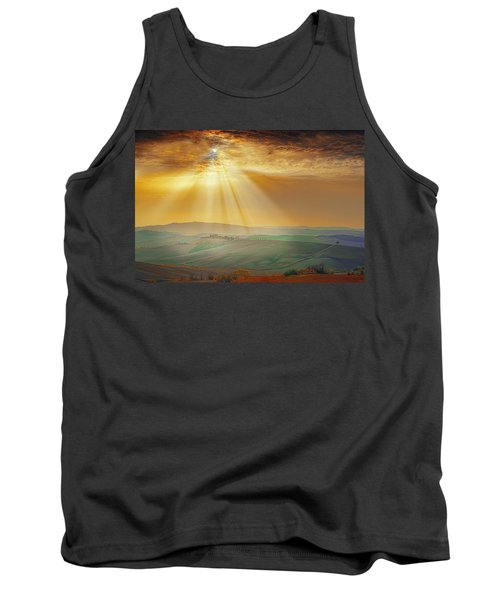 Heavenly Rays Tank Top