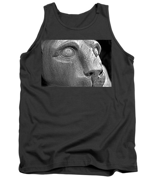 Heinz Warneke's Mountain Lion Tank Top