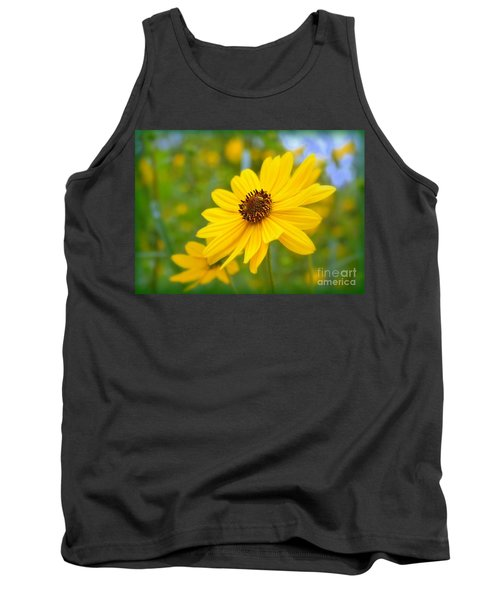 Helianthus Tank Top