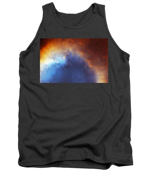 Helix Nebula Close Up Tank Top