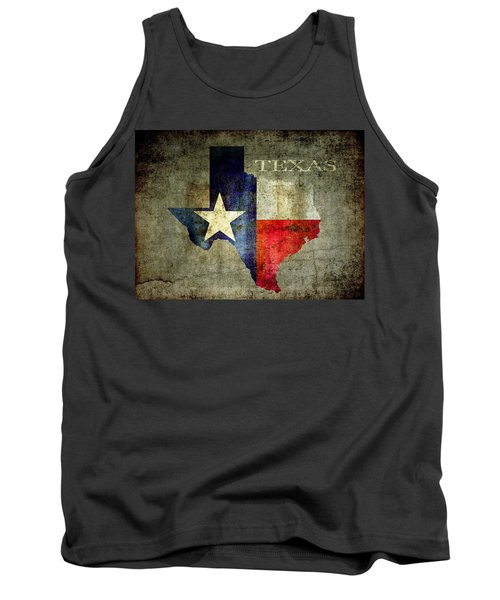 Hello Texas Tank Top
