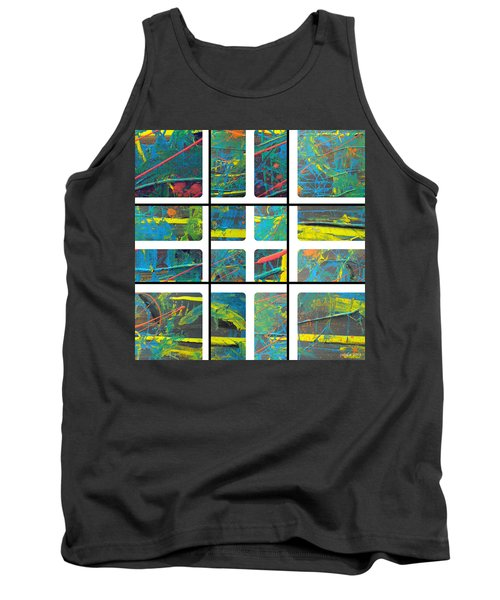 Tank Top featuring the photograph Herbal Thoughts Part One by Sir Josef - Social Critic - ART
