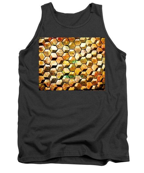 Hexacubes Tank Top