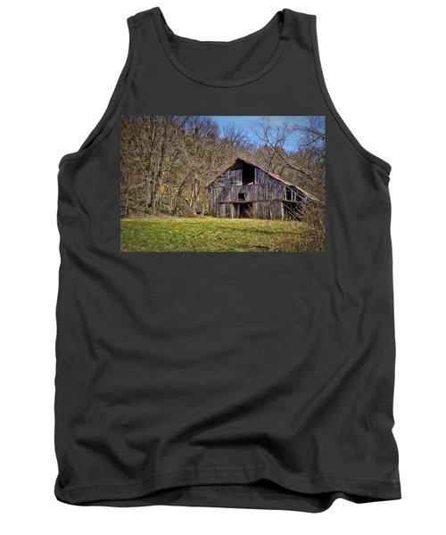 Hidden Barn Tank Top