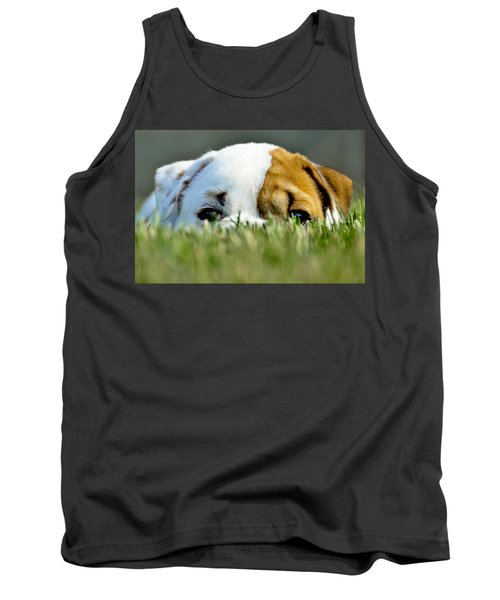 Hide And Seek Novice Tank Top