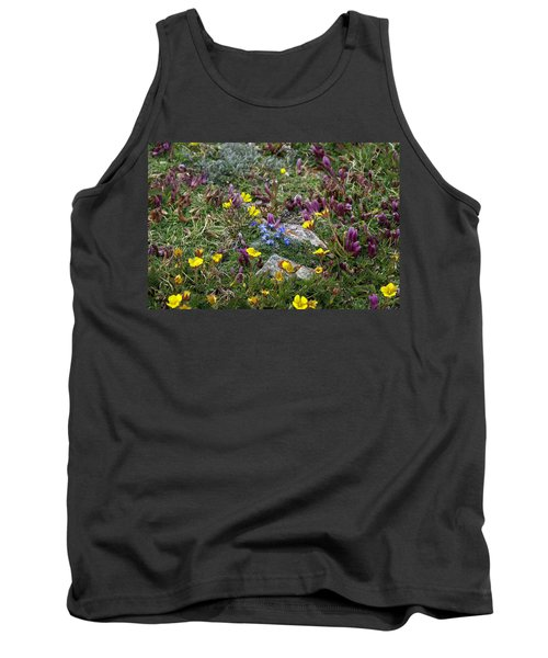 Tank Top featuring the photograph High Anxiety by Jeremy Rhoades