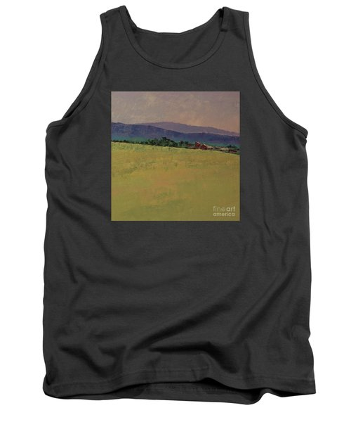 Hilltop Farm Tank Top by Gail Kent