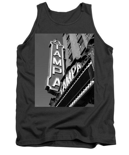 Historic Tampa Tank Top