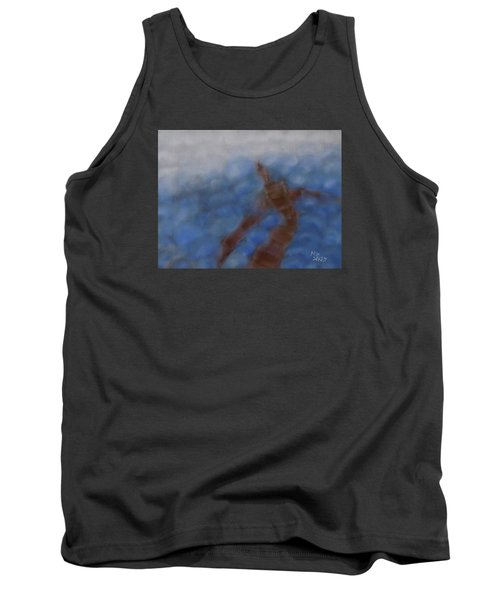 Hold The World Tank Top