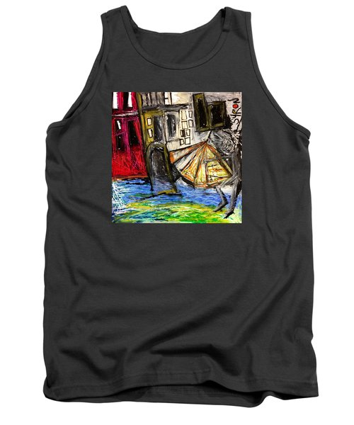 Holiday In Venice Tank Top