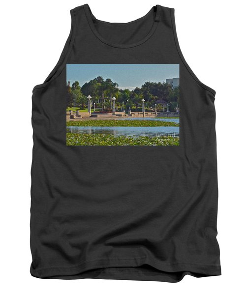 Hollis Gardens II Tank Top
