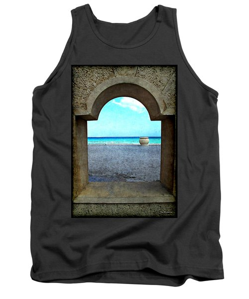 Hollywood Beach Arch Tank Top