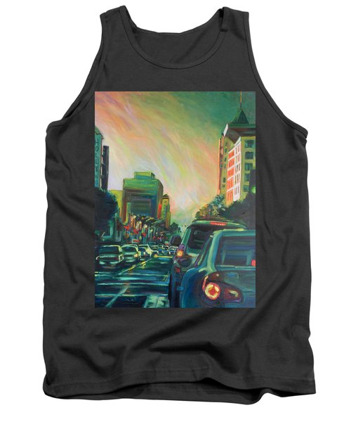 Hollywood Sunshower Tank Top