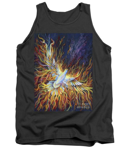 Holy Fire Tank Top