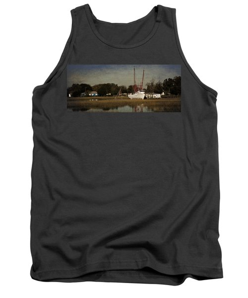 Home For The Day Tank Top