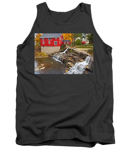 Honeoye Falls 1 Tank Top by Aimee L Maher Photography and Art Visit ALMGallerydotcom