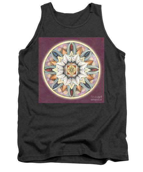 Honor Mandala Tank Top