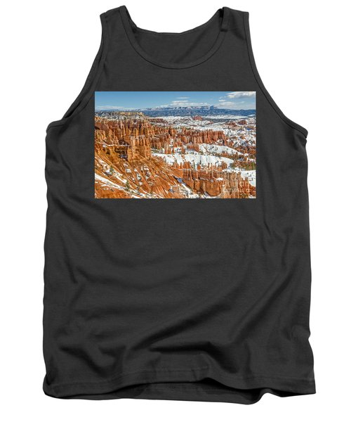 Hoodoos At Sunset Point Tank Top