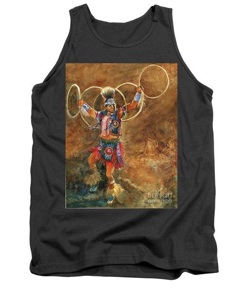 Hopi Hoop Dancer Tank Top