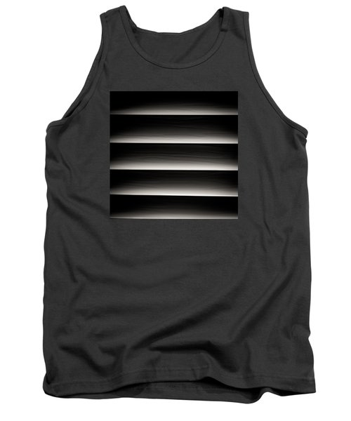 Horizontal Blinds Tank Top