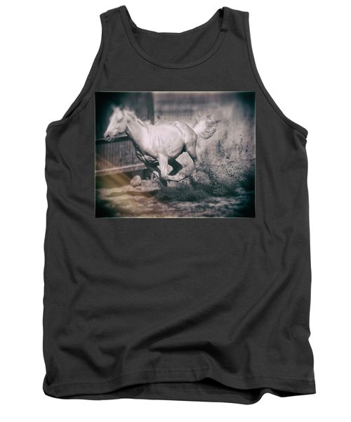Horse Power Tank Top