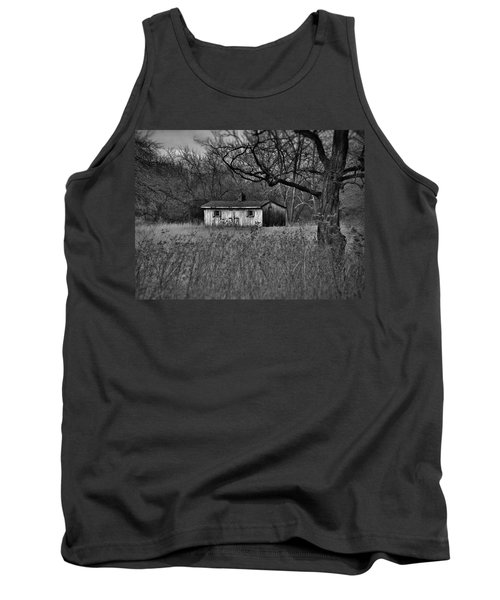 Horse Shed Tank Top by Robert Geary