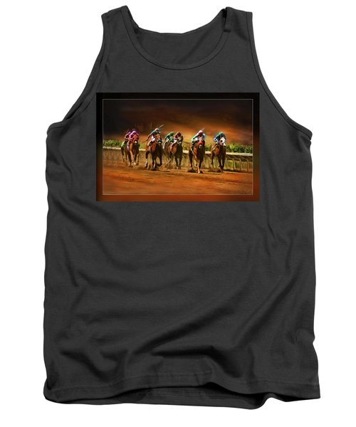 Horse's 7 At The End Tank Top