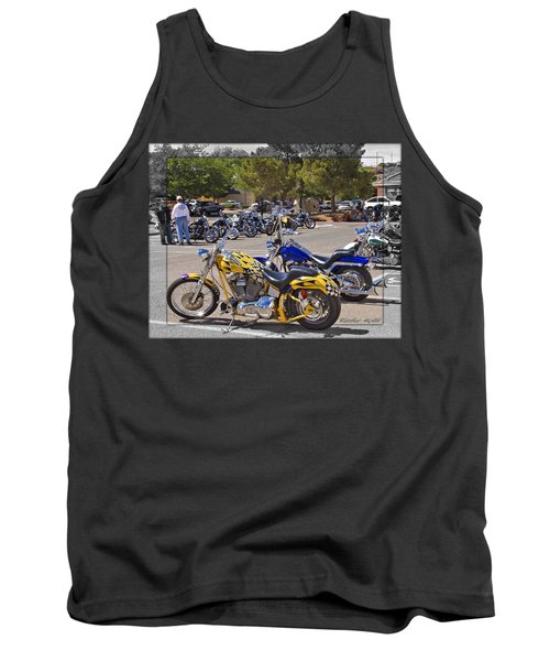 Horses Of Iron24 Tank Top
