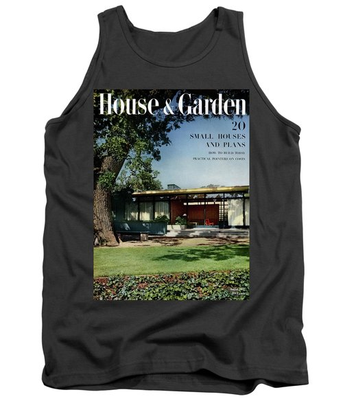 House & Garden Cover Of The Kurt Appert House Tank Top