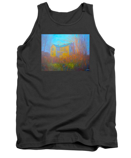 House In Blacksburg Tank Top