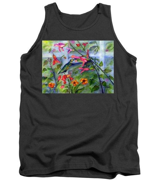 Hummingbird Dance Tank Top