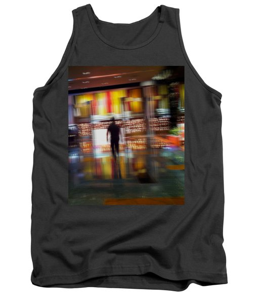 Tank Top featuring the photograph Hunter-gatherer by Alex Lapidus