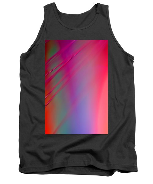 Tank Top featuring the photograph Hush by Dazzle Zazz