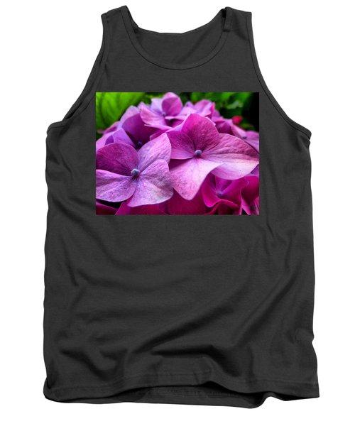 Hydrangea Bliss Tank Top