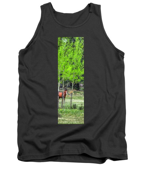 I See You 6172 Tank Top by Jerry Sodorff