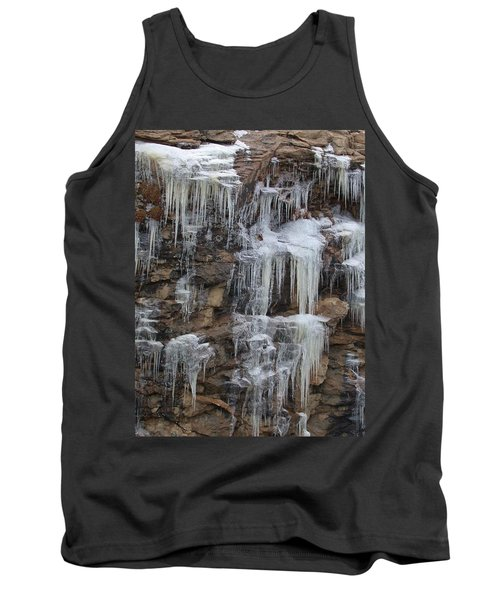 Icicle Cliffs Tank Top
