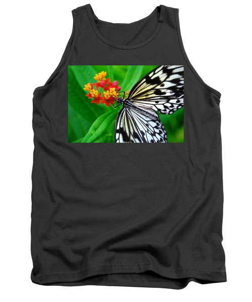 Tank Top featuring the photograph Idea Leuconoe by Carsten Reisinger