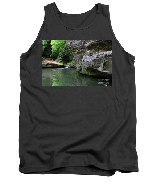 Illinois Canyon May 2014 Tank Top